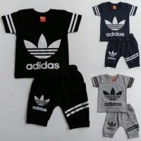 harga (2-4th) Baju Setelan Anak Laki-laki Cowok Kaos Olah Raga Sporty Adidas Tokopedia.com
