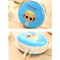 Jual dompet terbaru Creative Cute Mini Coin Bag Earphone Case / Dompet Murah