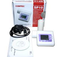 Portable Digital Spirometer / Spirometri Praktis & Mudah Digunakan