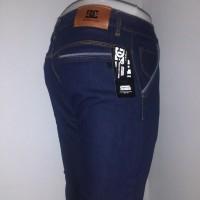 Jual Celana jeans DC pensil/skinny saku bobok(kantong dlm) pria size 27-32 Murah