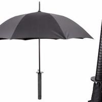 Jual Payung Samurai Payung pedang gagang samurai Umbrella katana ninja Berk Murah