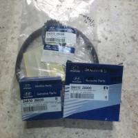 Timing Belt Set + Tensioner Hyundai Matrix/Kia Rio Pride Genuin