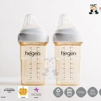 Botol Susu / Feeding Bottle PPSU Hegen 240ml - 2 Pack