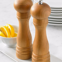 SPECIAL Wood Salt And Pepper Grinder / gilingan merica kayu
