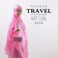 ole ole haji Mukena traveling Abutai kornelia