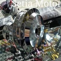 harga Tromol Honda Beat, Scopy, Vario, Vario125/150/Tromol Belakang Drag Tokopedia.com
