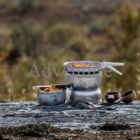 Alat masak 1 set / strom cooker / model trangia