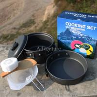 NESTING / PANCI KEMPING / COOKING SET / DS200