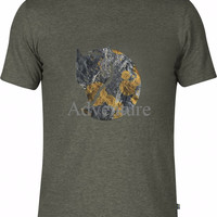 t-shirt fjllrven / kaos fjllrven FR01