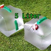 jerigen lipat 5L / galon / water tank / portable
