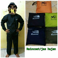 rain coat / raincoat / jas hujan / tnf/millet/jws/mhw