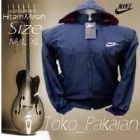 Jaket Parasut Nike Full Nevi Parasit