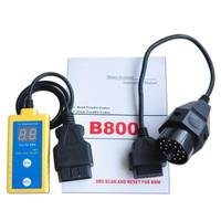 B800 Airbag SRS reset Scanner OBD OBD2 Diagnostic tool for BMW
