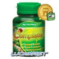 NUTRIMAX Complete Plus 60 Tablet Suplemen Kesehatan Multi Vitamin