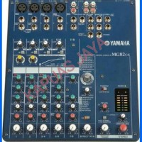 MIXER YAMAHA MG82CX (8Channel) NEW