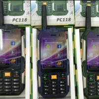 Handphone Prince PC 118 Android 3G bisa power bank