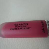 Revlon ultra hd matte lipcolor - devotion