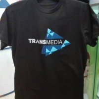 Kaos TransMedia Diamond Hitam