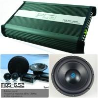 paket Audio PCA