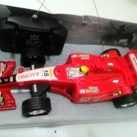 RC Car | Remote Control Formula 1 (Red)