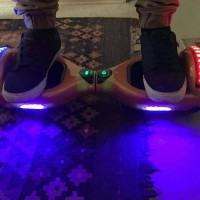 AirWheel Bluetooth Music Double LED / SmartWheel / Hoverboard