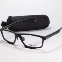kacamata minus oakley OX0556 (frame+lensa)