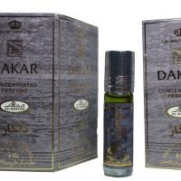 DAKAR AL REHAB Parfum Saudi Alrehab 6ml  Minyak Wangi Arrehab 6 ml Ar