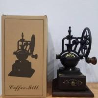 Jual Manual Coffee Grinder (Retro) - Penggiling Kopi Murah