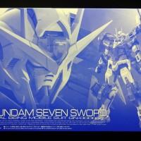 RG 00 Gundam Seven Sword Tamashi Ltd