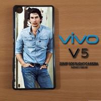 Adam Driver X0773 Casing Premium Vivo V5 Custom Hardcase