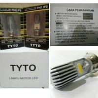 harga Lampu Utama Motor Led Philips Grade A++ Tokopedia.com