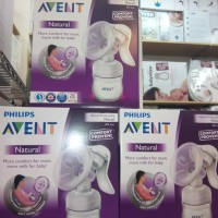 harga Avent Breastpump Manual Natural Comfort Tokopedia.com