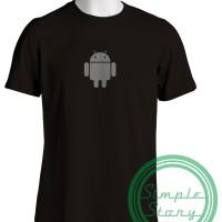 Jual Kaos Distro Gildan Android Murah