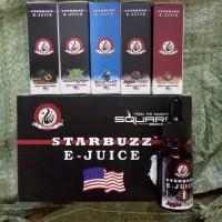 Liquid Premium E Juice Starbuzz USA