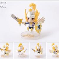 Figure Rudy Seven Knights /Figure Mini Seven Knights Original Korea