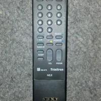 REMOT/REMOTE TV SONY TABUNG TRINITRON RM-870 KW limited 0115
