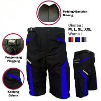 Celana Sepeda MTB / Downhill / Santai Padding Busa Terlpopuler