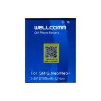 BATERAI HP SAMSUNG GRAND NEO WELLCOMM DOUBLE IC