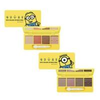 Missha Eye Color Studio Mini (special edition MINION)