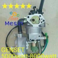 Konverter LPG GX-390/GX-420/GX-460 GENSET 5000watt-8800watt MANUAL Cuk