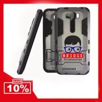 "Case Asus Zenfone 2 Laser 5"" Ze500kl / Ze500kg Ironman (Armor Shield)"