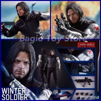 Jual Hot Toys Winter Soldier Civil War Murah