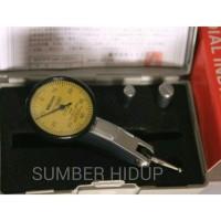 Mitutoyo 513-404 Dial Indikator Indicator Gauge Jarum Ukur 0.01mm
