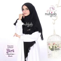 Jual Nuhijab Jilbab SegiEmpat Instan YARA Murah
