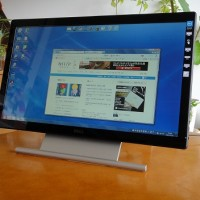 "LCD Dell 21.5"" Touch Screen Monitor With Touch"