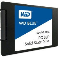 SSD WD Blue 500GB SATA 3