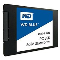 SSD WD Blue 250GB SATA 3