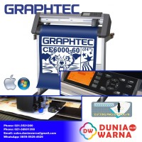 Mesin Cutting Plotter GRAPHTEC CE-6000-60 24 Inchi GARANSI Original
