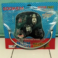 Windshild/Tameng Angin Motor Matic Honda BEAT&Scopy