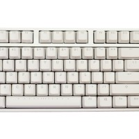 Keyboard Ducky One White TKL Brown Switch Non LED DKON1687-BUSADWWB1